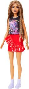 Barbie Fashionistas Doll - Fine Braids