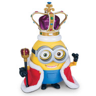 Minions King Bob British Invasion Deluxe Action Figure