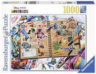 Ravensburger Disney/Pixar Scrapbook 1000 Piece Jigsaw Puzzle