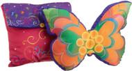 Tink Surreal Garden Decorative Pillow