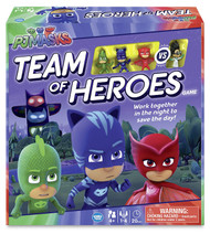 Wonder Forge PJ Masks Team of Heroes Game