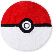 Pokemon Pokeball Bath Rug