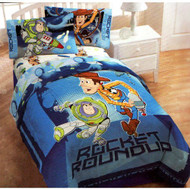 Disney Toy Story 'New West' Reversible Twin Comforter