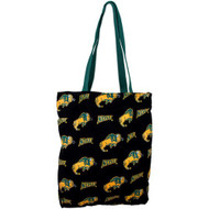 NCAA North Dakota State Bison Ladies Mania Tote - Black