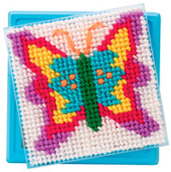 Alex Toys Simply Needlepoint Butterfly Craft Kit