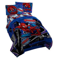 Spider-Man Full Size Comforter Set