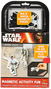 Star Wars Magnetic Activity Fun Play Set