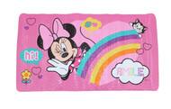 Disney Minnie Mouse Pink Bath Tub Mat