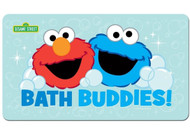 Sesame Street Elmo & Cookie Monster Bath Mat