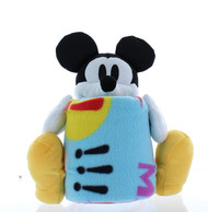 """Mickey Mouse Classic Mickey """"Oh Boy!"""" Throw & Pillow Set"""