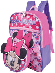 Minnie Mouse Bow-tiful Backpack & Lunch Bag Set