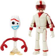 Disney/Pixar Toy Story Forky & Duke Caboom Figures
