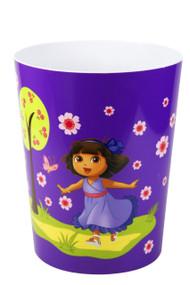 """Dora The Explorer """"Picnic"""" Acrylic Wastebasket"""