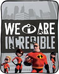 The Incredibles 2 Plush Throw
