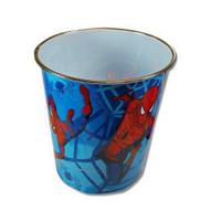 Spiderman Plastic Trash Can