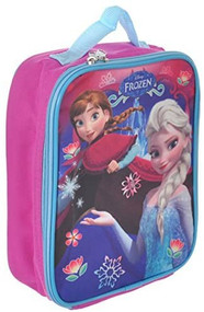 "Disney Frozen ""Ice Spire"" Insulated Lunchbox"
