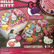 Hello Kitty Light Up Tent