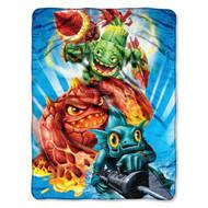 Skylanders Little Giants Micro-Raschel Throw Blanket