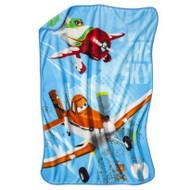 PLANES Micro Raschel Throw Blanket
