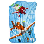 PLANES Micro Raschel Throw Blanket