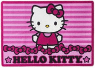 "Hello Kitty Large Floor Area Rug 39"" x 56"""