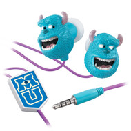 """Monster's U """"Sully"""" Scare and Wear Earbuds"""