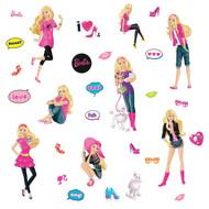 Barbie Peel & Stick Wall Decals