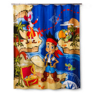 "Jake ""Discovery"" Shower Curtain"