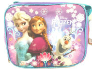 Disney Frozen Anna and Elsa Insulated Lunch Cooler Bag