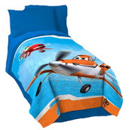 "Disney Planes Plush Blanket Large 62"" X 90"""