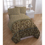 Duck Dynasty 3pcs Twin Size Sheets Set