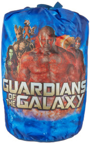 Marvel Guardians of the Galaxy Hero Grid Slumber Bag