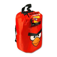Angry Birds Red Backpack Sleeping Slumber Bag