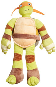 Ninja Turtle Stuffed Animal (Throw Pillow) Michelangelo