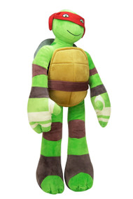Nickelodeon Teenage Mutant Ninja Turtles Pillowtime Pal Pillow, Raphael 24""