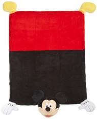 Disney Mickey Mouse Cuddleuppets Plush Puppet