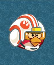 "Angry Birds/ Star Wars Horizon Fleece Throw - 46"" by 60"""