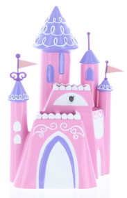 "Disney Princess ""Summer Palace"" Resin Tooth Brush Holder"