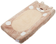 Cocalo Plushy Changing Pad Cover, Teddy Bear
