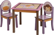 Cocalo Table and Two Chairs Set, Jancana