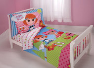 Lalaloopsy 4 Piece Toddler Set