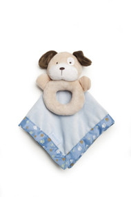 Carter's Rattle and Security Blanket, Puppy