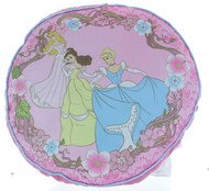 Disney Princess 'Reflection' Embroidered Decorative Pillow