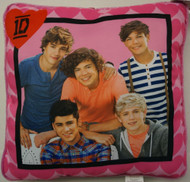 One Direction 1d Decorative Pillow
