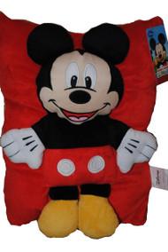 Disney Mickey Mouse Plush Throw Pillow