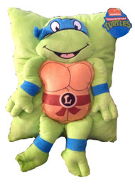 Nickelodeon Teenage Mutant Ninja Turtles Plush Throw Pillow - Leonardo
