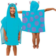 Disney/Pixar Monsters University Sully Hooded Bath Poncho
