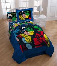 Marvel Heroes Cut Up Comforter, Twin