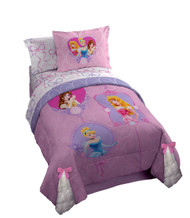 Disney Princess 'Timeless' Comforter and Sham, Twin