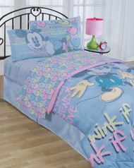 Disney Mickey and Minnie Vintage Full Sheet Set